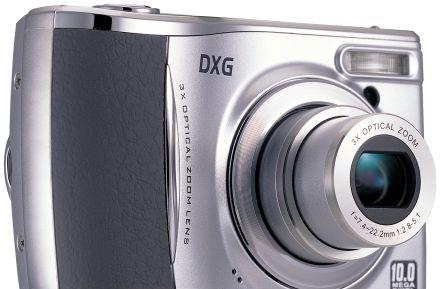 DXG's DXG-110 gives you 10 megapixels for (well) under $200