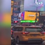 Portion of Times Square shut down after 2 people, including 3-year-old child shot