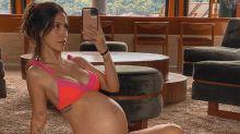 """Gabi Brandt rebate críticas por escolher cesárea: """"Não faz você menos mãe"""""""
