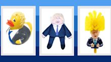 Novelty presents for the politics junkie on your Christmas list