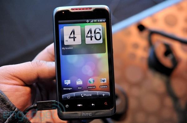 HTC Merge first hands-on! (video)
