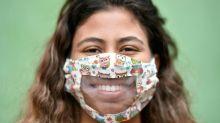 Máscaras transparentes: um avanço para os surdos mas a um preço alto