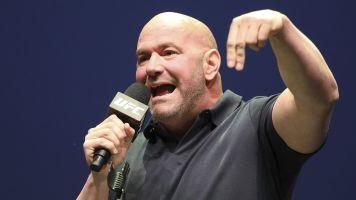 White says he'll hold UFC events on private island