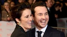 Martin Compston scares 'Line Of Duty' co-star Vicky McClure with hilarious prank