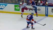 Ovechkin nails Clutterbuck with big hit