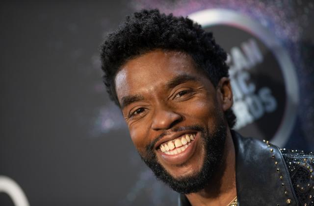 Twitter says Chadwick Boseman's final post is the most liked tweet ever
