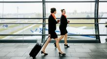 Airline says hostesses need sick note to ditch heels