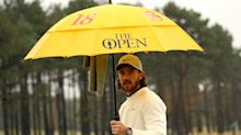 Tommy Fleetwood in touch with Robert Rock after challenging day at Scottish Open