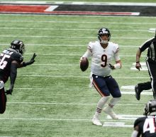 Dan Quinn's Falcons blow another double-digit lead in loss to Nick Foles, Bears