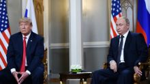 O que diz a linguagem corporal de Trump e Putin durante encontro