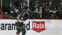Bonino stays hot with goal, assist as Wild defeat Sharks 3-2