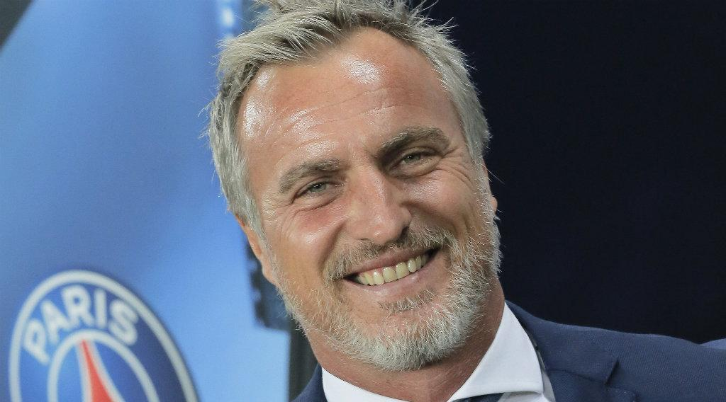 david ginola embauch par m6 pour pr senter l 39 euro 2016. Black Bedroom Furniture Sets. Home Design Ideas