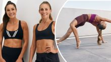 Try this free Pilates workout from Sweat's new trainer Sara Colquhoun