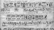 Discovery of scholar's notes shine light on race to decipher Rosetta Stone