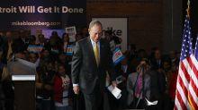 布隆伯格競選團隊:民主黨的提名之爭已成了兩個人的角逐