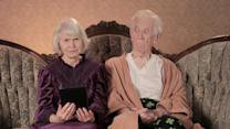 Text Offender - What If Your Grandparents Read Your Texts from Your Bestie?