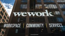 WeWork London Building Deals Falter Amid IPO Market Fallout
