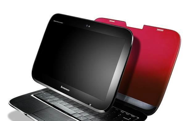 Lenovo IdeaPad U1 Hybrid: laptop by day, unhinged tablet by night