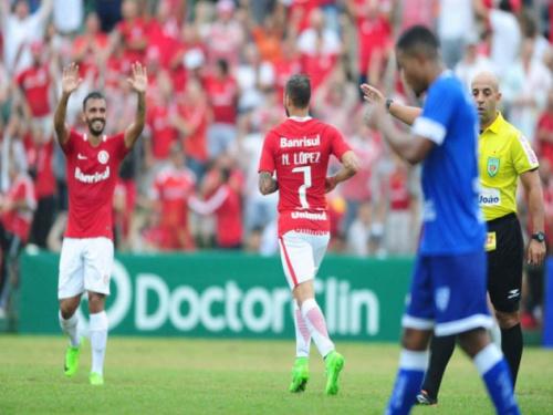 Gringos decidem, Inter vence e se classifica à semifinal do Gauchão