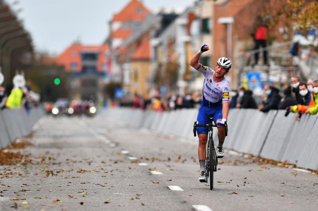 Lampaert: I m confident for the Classics after 2020 results