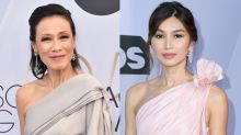'Crazy Rich Asians' stars Tan Kheng Hua and Gemma Chan misidentified in publication's fashion roundup