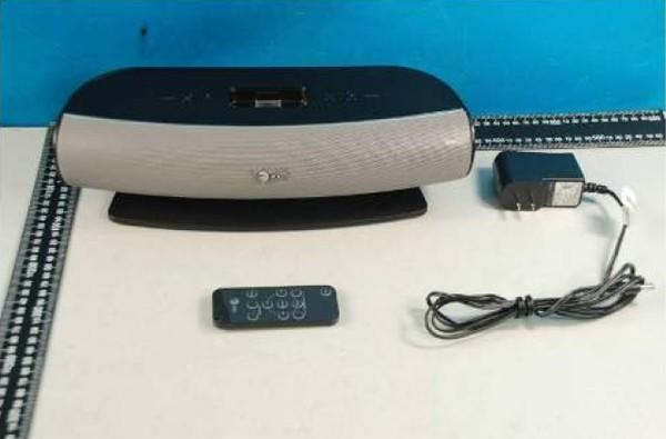 AT&T's SoundStream iOS dock takes a stroll through the FCC