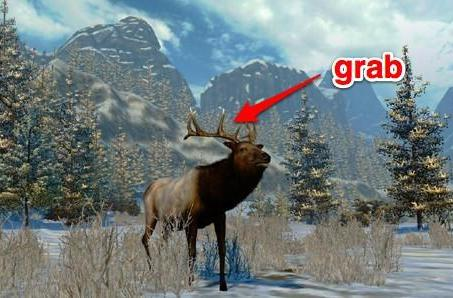 New Cabela hunting title to help players Kinect with nature