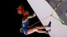 Olympics-Climbing-Japan's Nonaka regroups after bruising bouldering qualifier