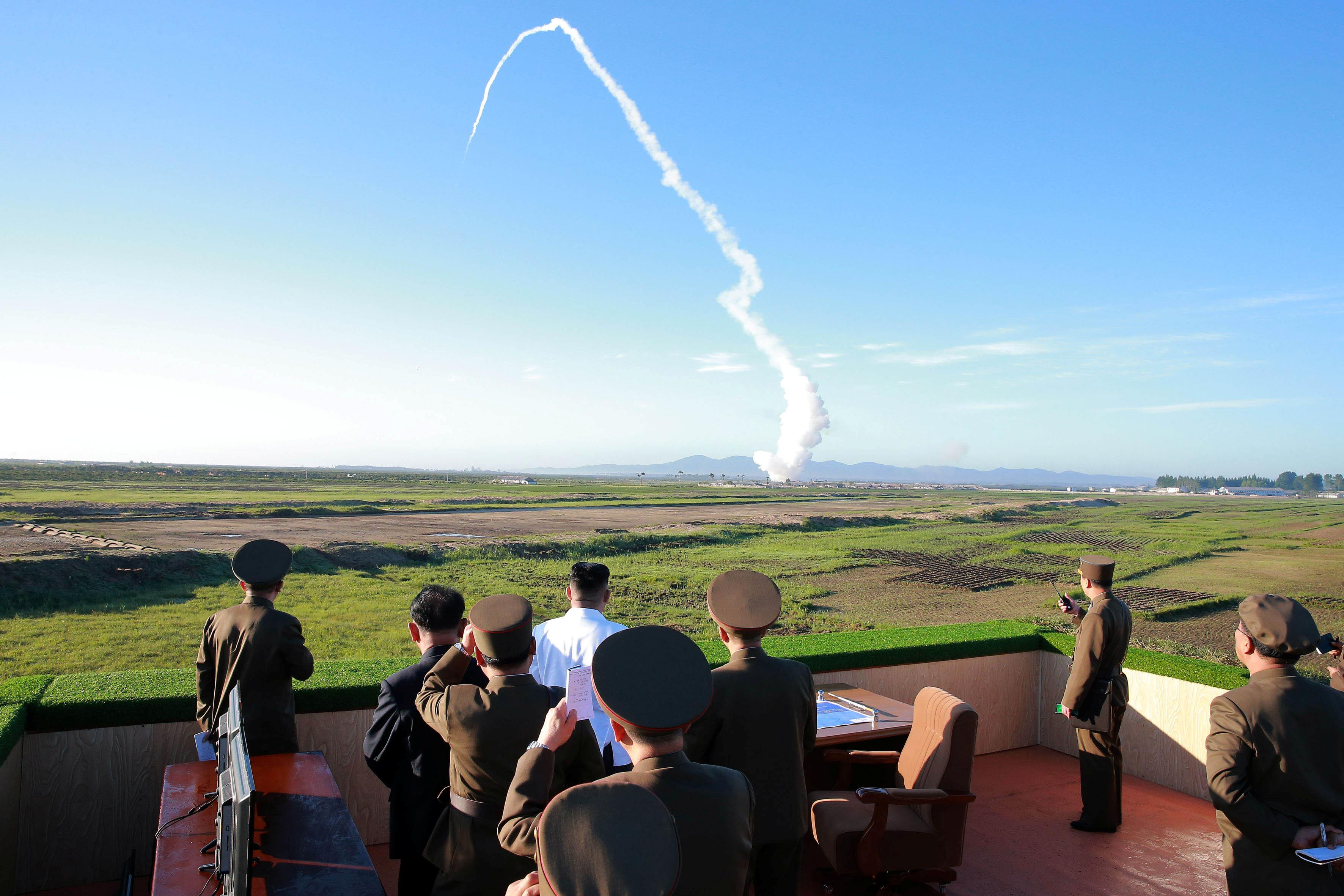 the north korean missile defense testing essay North korea missile essay build and test nuclear weapons while north korea has been on the radar for nuclear activity since 1969 in defense of nuclear.