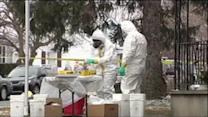 Charges filed in Lehigh Valley meth lab explosion