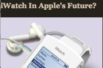 The iWatch mockups from yesteryear