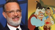 Tom Hanks in talks to play Geppetto in Disney's live-action Pinocchio remake