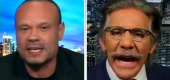 Dan Bongino; Geraldo Rivera. (Fox News)