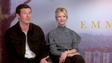 'Emma' star Callum Turner updates on 'Fantastic Beasts 3'