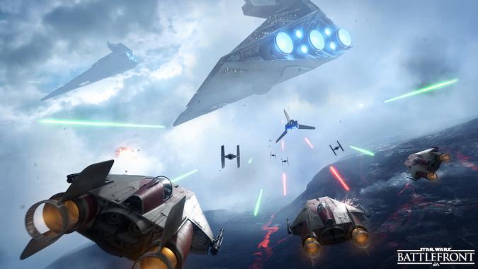 Playdate: Crushing the Rebel scum in 'Star Wars: Battlefront'