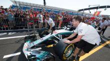 Hamilton admits World Cup may distract him at French GP