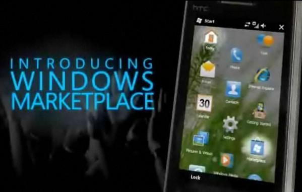 Windows Marketplace for Mobile, now in super-cheesy video form