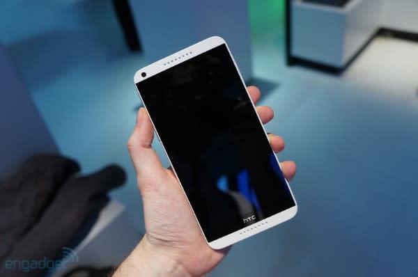 El hibernante HTC Desire 816 también pasa por nuestras manos (vídeo)