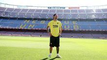 """Messi vuelve al Camp Nou 91 días después: """"Qué ganas de volver a jugar acá"""""""