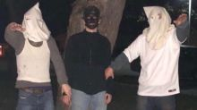 Photo of Minnesota students wearing KKK hoods and blackface prompts investigation