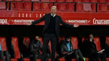 Zidane gets breathing space after Madrid benefit from goalie's howler