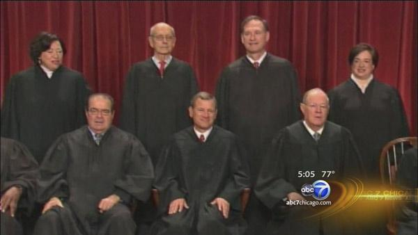 Chicago reacts to Supreme Court gay marriage rulings