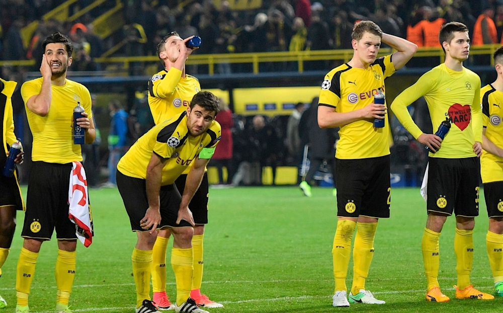 Borussia Dortmund players haven't had time to digest the attack on them - AP