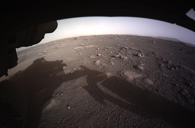 The Morning After: Perseverance rover sends back more Mars photos