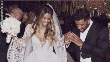 Ciara and Russell Wilson celebrate 1st anniversary in Mexico