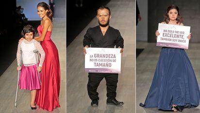 FOTOS | Feria de moda incluyente en México