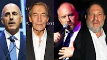 'Regret,' 'pain,' 'predator': analyzing the apologies of Matt Lauer, Harvey Weinstein, and others accused of sexual misconduct