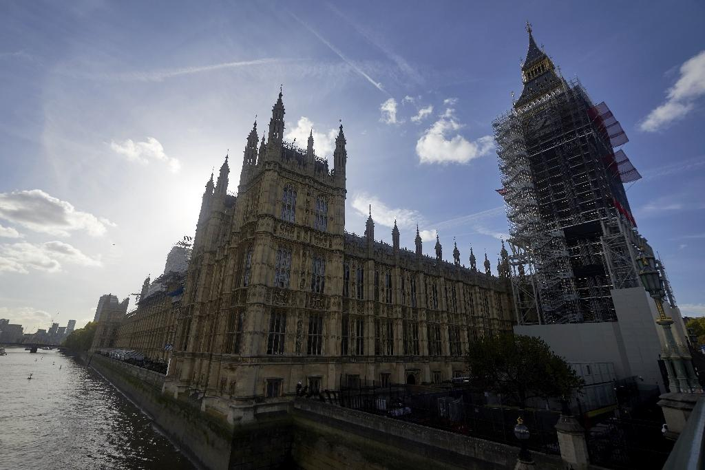 The Houses of Parliament building is set for major, and lengthy, renovations