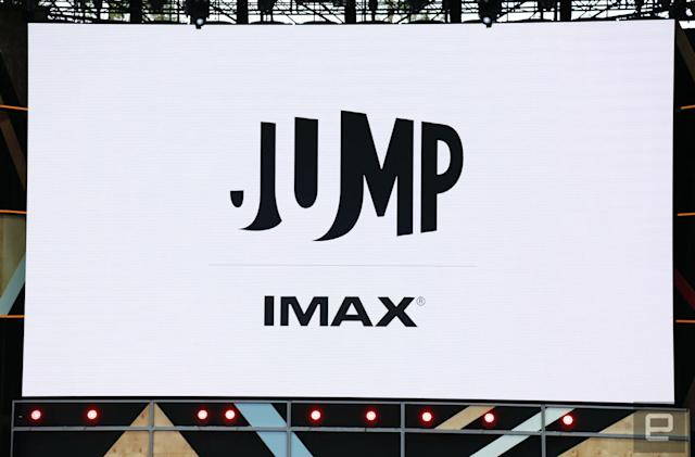 Google is working with IMAX on a cinema-quality 3D camera