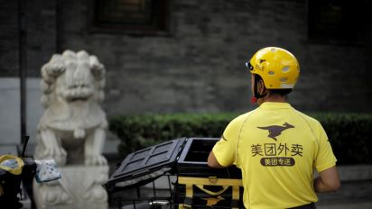 Most-innovative company in the world is a Chinese firm that delivers takeaway food, not Google or Facebook